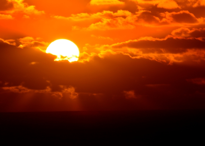 16 1 8 sunset 5x7