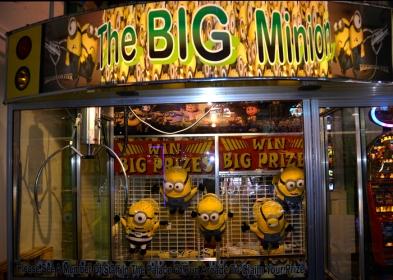big minion 5x7 net